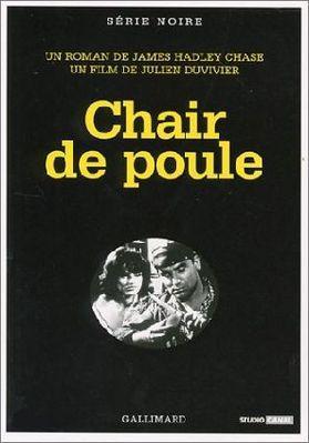 めんどりの肉 - Jaquette DVD France
