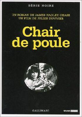 Chair de poule - Jaquette DVD France