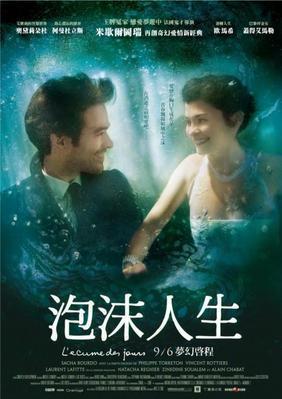 Mood Indigo - Poster Taiwan
