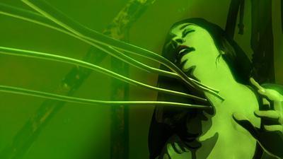 La Femme à cordes