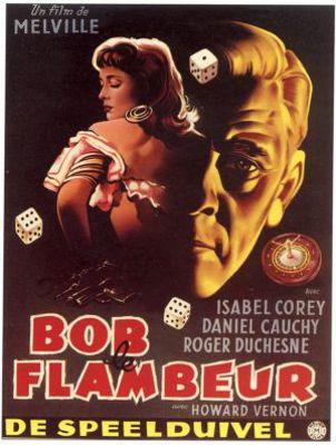 Bob le flambeur - Poster Belgique