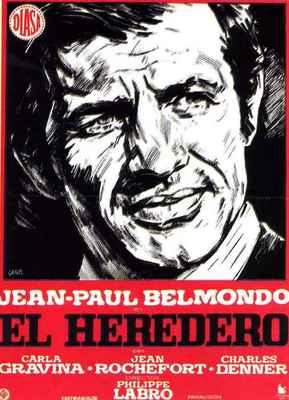 El Heredero - © Poster Espagne