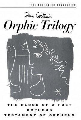 El Testamento de Orfeo - Poster États Unis - DVD (2)