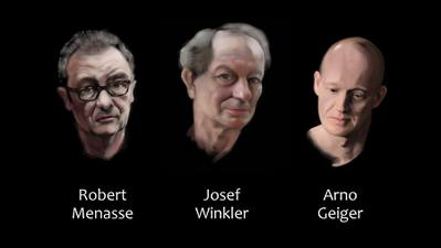 L'Autriche d'Arno Geiger, Robert Menasse et Josef Winkler