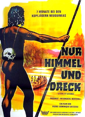 Le Ciel et la boue - Poster - Germany