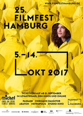 Filmfest Hamburg - Festival International de Hambourg - 2017