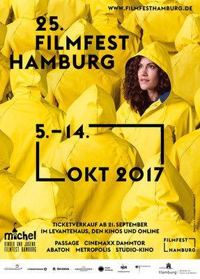 Filmfest Hamburg - Festival International de Hambourg - 2017