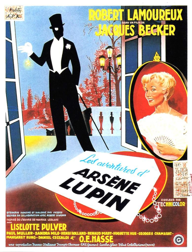 Les Aventures DArsne Lupin