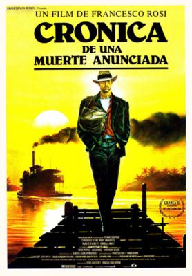 Crónica de una muerte anunciada - Poster - Spain