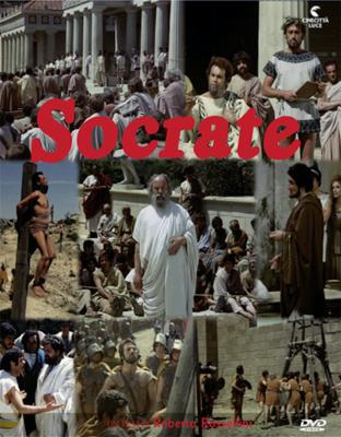 Socrates - Jaquette DVD - Italie