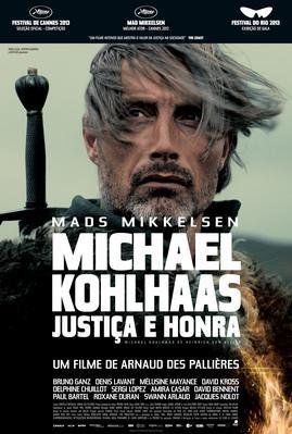 Michael Kohlhaas - Poster - Brazil
