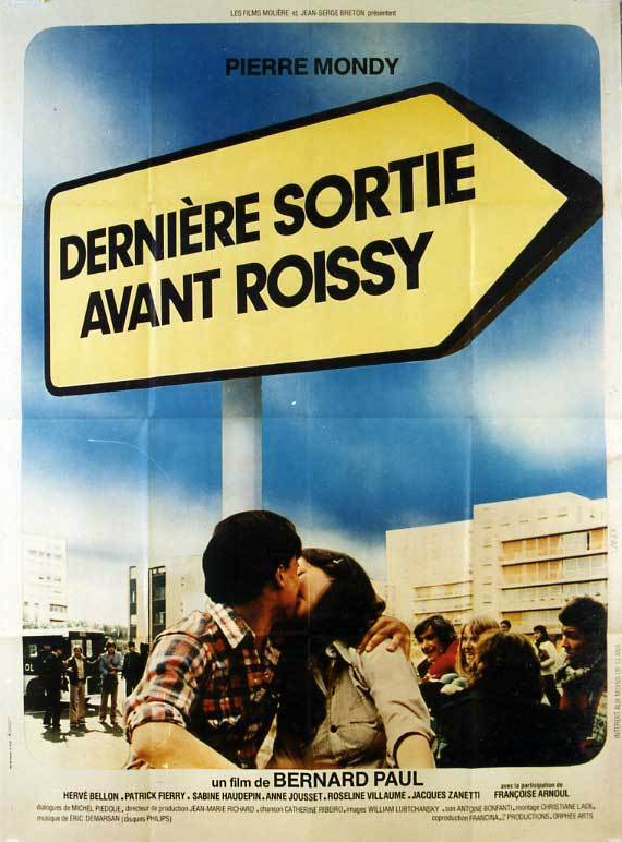 Dernière sortie avant Roissy