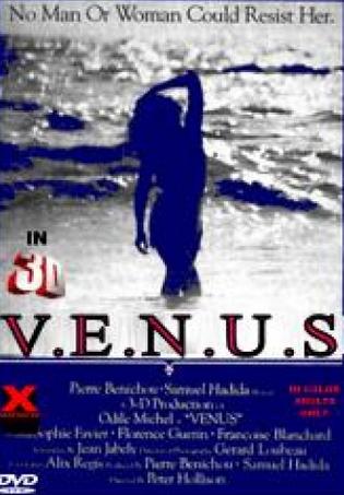 Sophie Favier - Jaquette DVD Etats-Unis