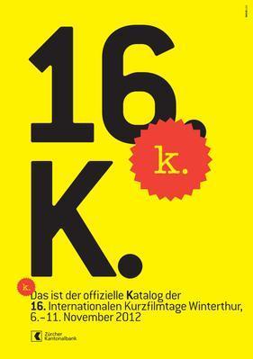Festival international du court-métrage de Winterthur  - 2012