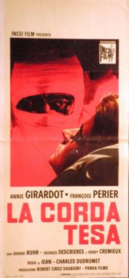 La Corde raide - Poster Italie