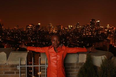Ola de cine francés en Nueva York - Félicité Wouassi - © Emile Dubuisson / Unifrance