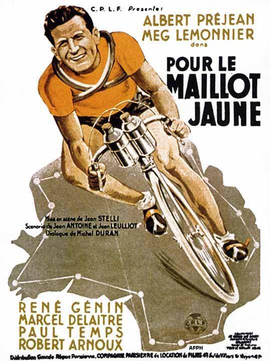 Société de Production du Film Pour le Maillot Jaune
