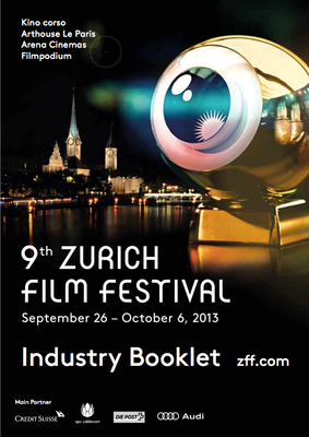 Festival Internacional de cine de Zurich  - 2013