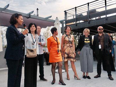 Presentation of the 15th UniFrance Short Film Awards