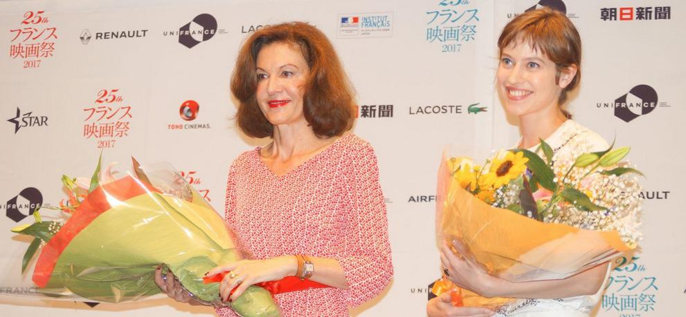 The Air France Audience Prize presented in Tokyo to Agnus Dei