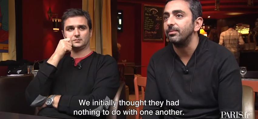 オリヴィエ・ナカシュ&エリック・トレダノ、「最強のふたり」を語る