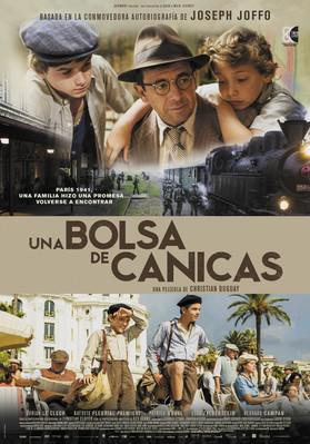 Una bolsa de canicas - Poster - Spain