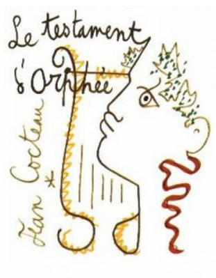 Le Testament d'Orphée - Poster France (2)