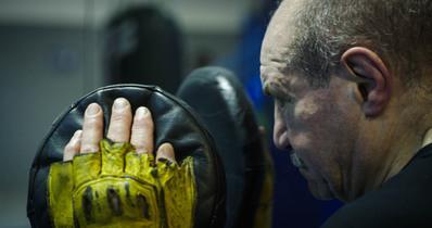 Kouider's Boxing Ring