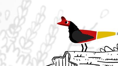 L'Oiseau futé