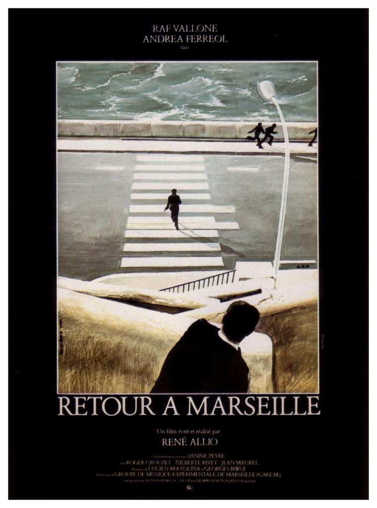 Retour à Marseille