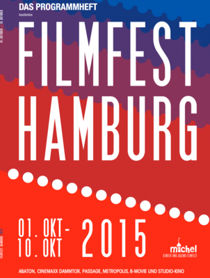 Filmfest Hamburg - Festival International de Hambourg - 2015
