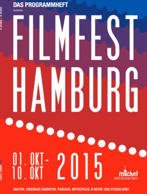 Filmfest Hamburg - Festival International de Hambourg - 2015