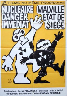 Nucléaire danger immédiat