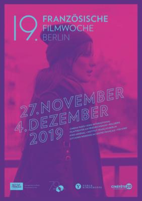Semaine du Cinéma Français à Berlin - 2019