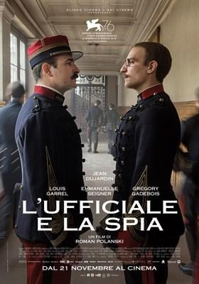 An Officer and a Spy - Italy