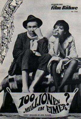 La Chica de los cien millones - Poster Allemagne