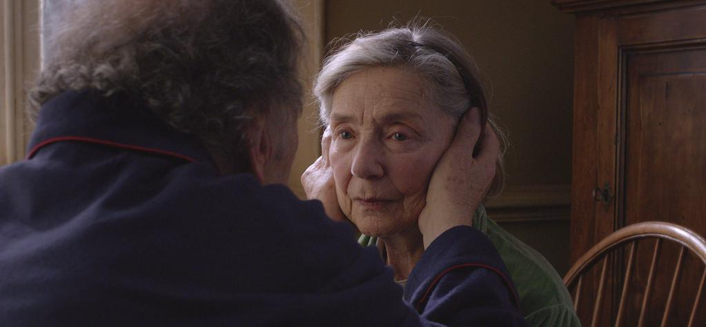 Amour se desmarca en los BAFTAS