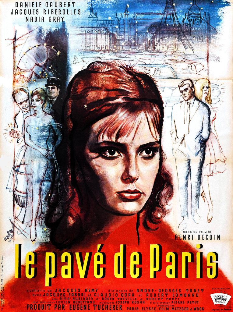 The Pavements of Paris
