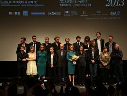Populaire wins the Audience Prize at the French Film Festival in Japan