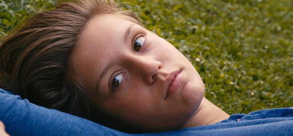 Adèle voit la vie en Blue dans le monde entier