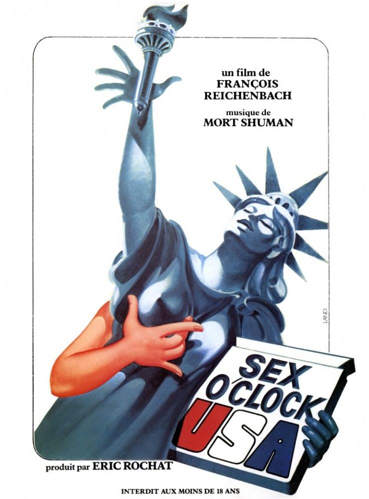 Sex O'Clock US.A.