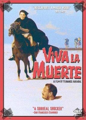 Viva la muerte - Jaquette DVD Etats-Unis