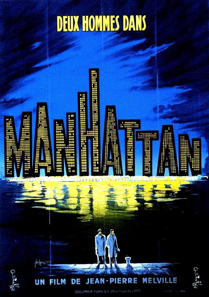 Dos hombres de Manhattan