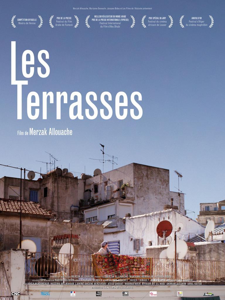Les Terrasses De Merzak Allouache  2013