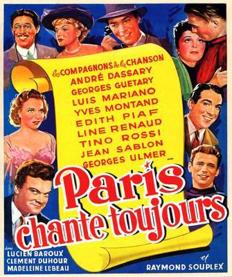 Paris chante toujours !