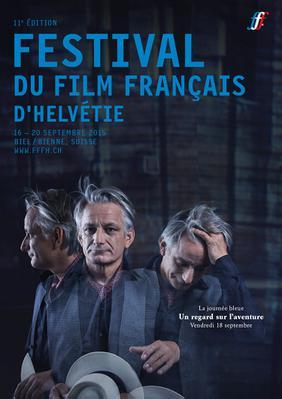 Festival du film français d'Helvétie (FFFH) - 2015