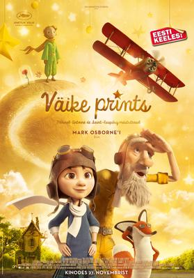 The Little Prince - Poster - Estonia