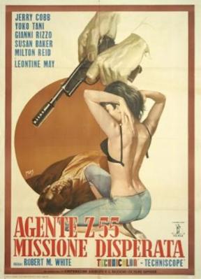 Agent Z-55, mission désespérée