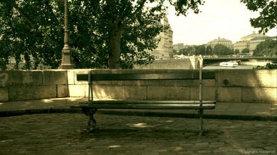 Once Upon a Bench