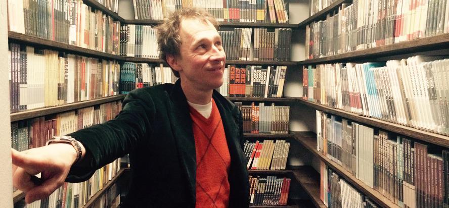 Bertrand Bonello en visite chez Criterion